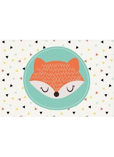 Soley Fox Djt. 40x60 Banyo Paspası Renkli